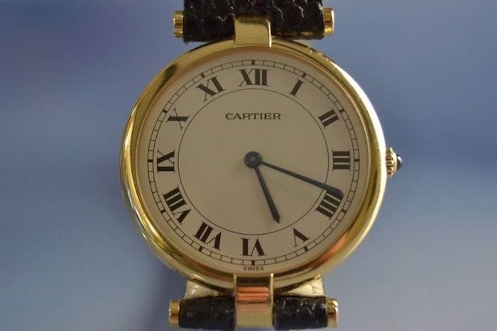 Montre Vendôme de Cartier