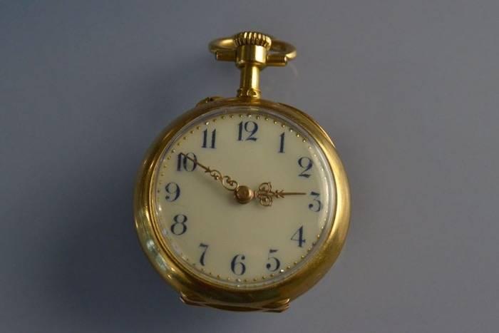 montre gousset 1910 LeCoultre