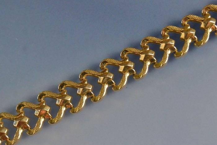 Bracelet 1960 en or 18k