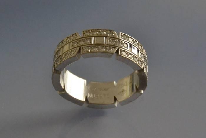 Alliance diamants signée Cartier