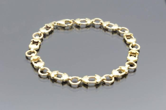 Bracelet en or 18 k
