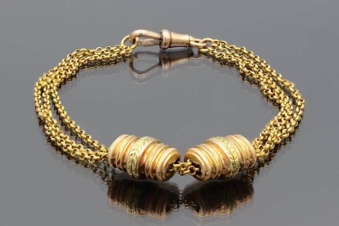 Bracelet en or 18k