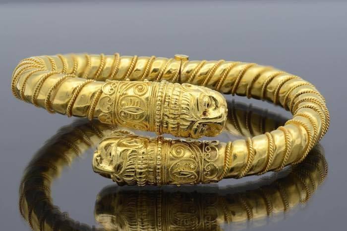 Bracelet serpent d'occasion