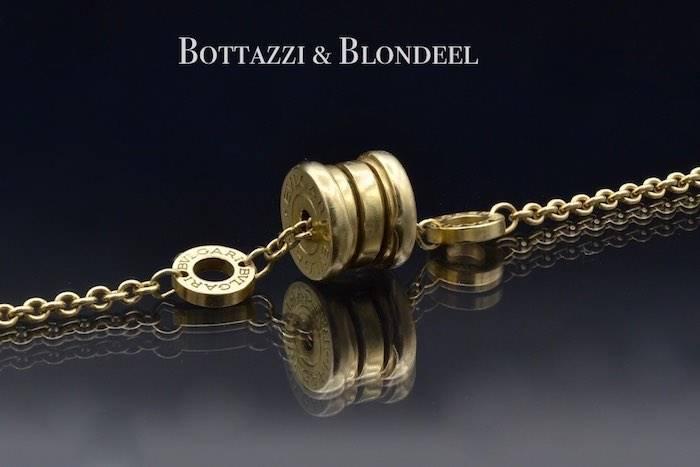 Bracelet Bulgari en or