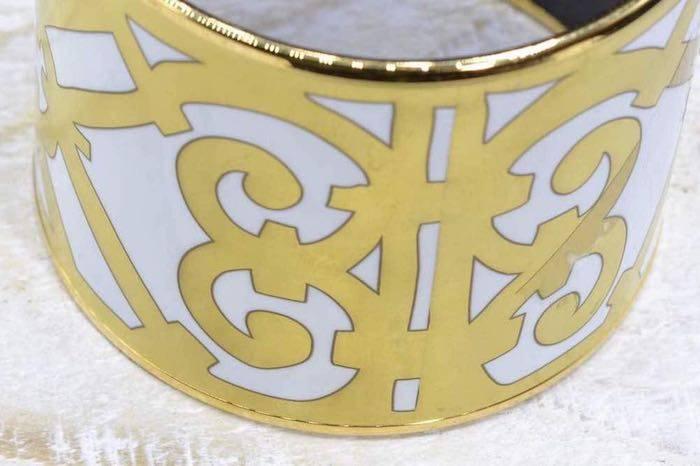 "Bracelet Hermès ""Balcons du Guadalquivir"""