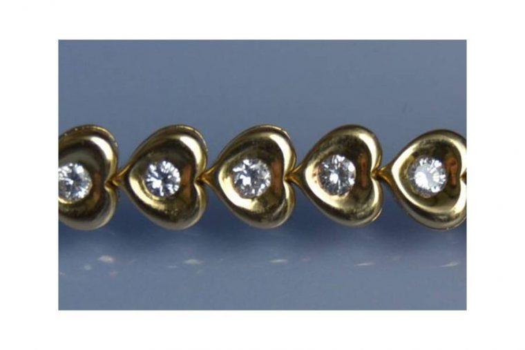 Bracelet 18 carats