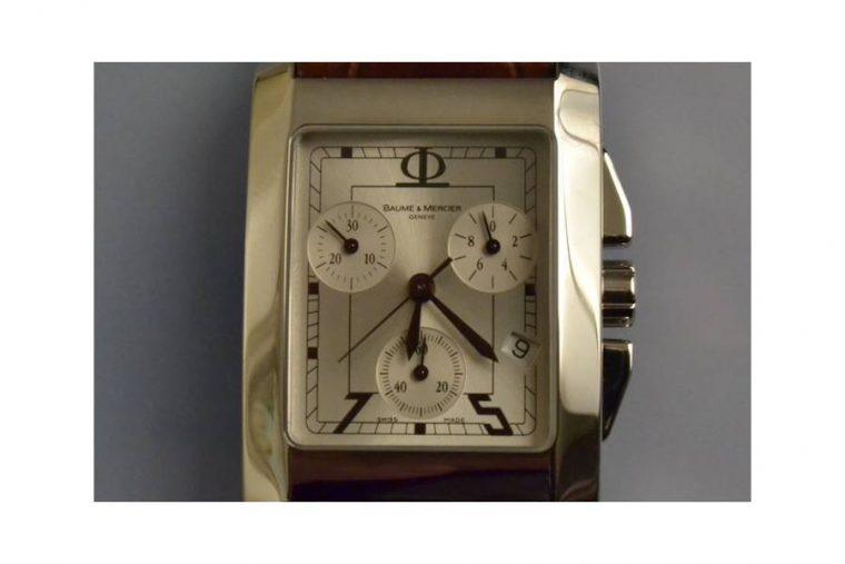 Baume et Mercier montre