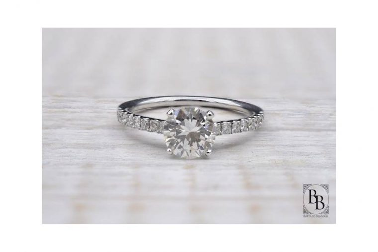 1 ct solitaire