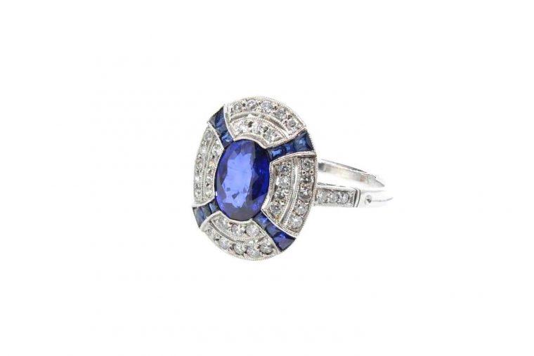 Saphir diamant