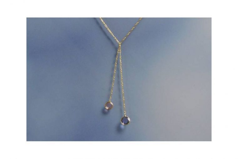 Collier Dior clair de lune