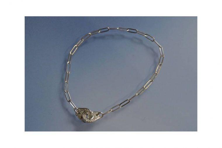 Dinh van bracelet femme