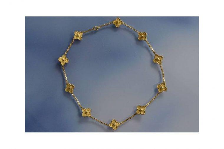collection alhambra Van Cleef prix