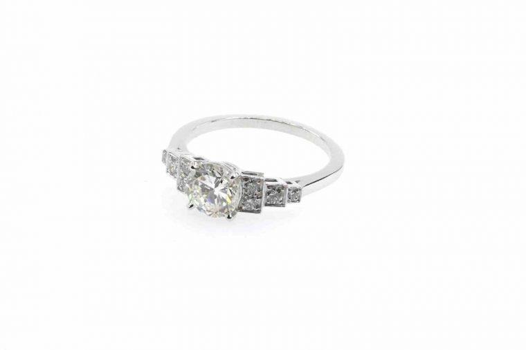 1 carat diamant