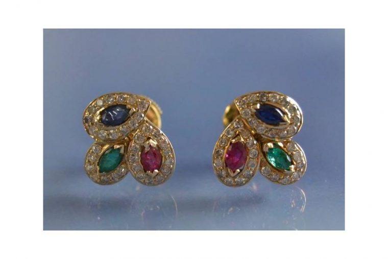 Ensemble bijoux femme