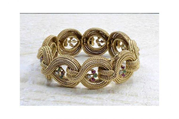 Gros bracelet femme