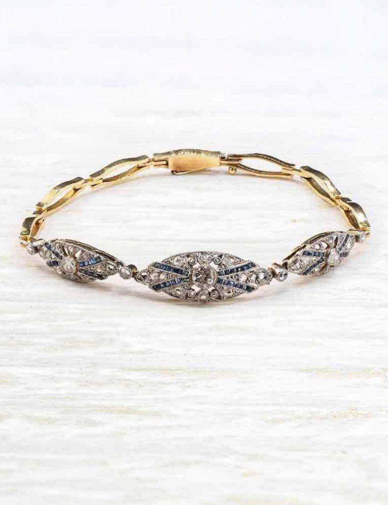 Bracelet 24 carats