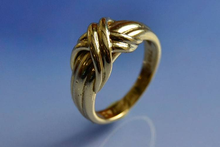 Alliance femme pas cher or