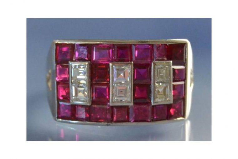 Rubis diamant