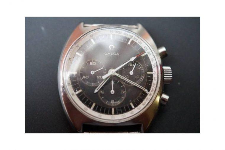 Montre chronographe Omega