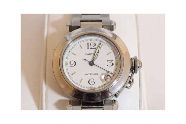 Pasha de Cartier montre pour homme