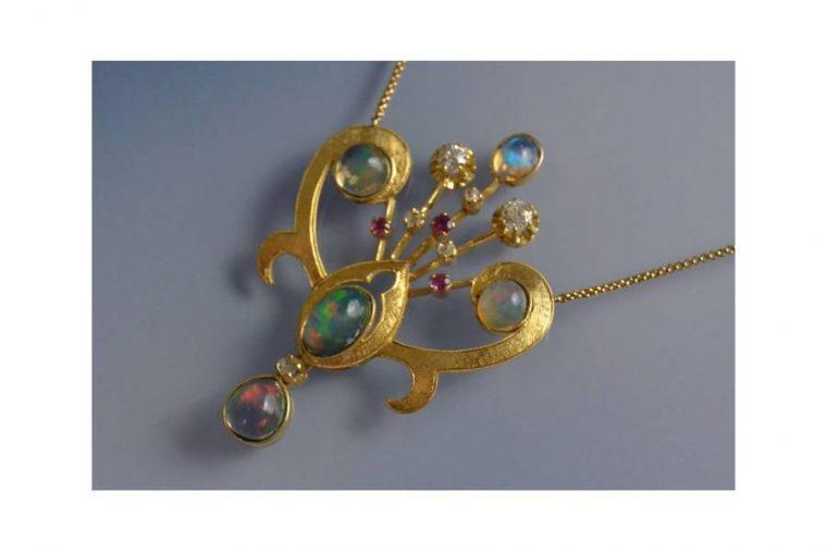 Bijoux en or d'occasion