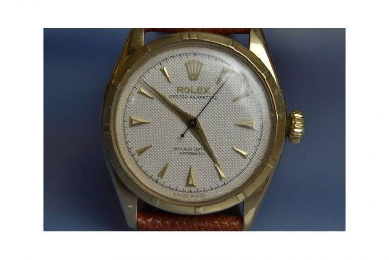 Vieille montre Rolex
