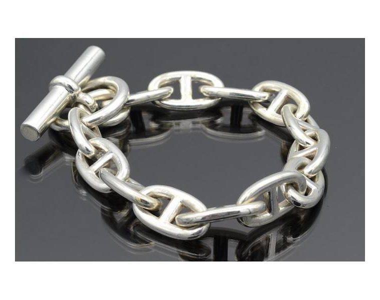 Bijoux bracelet homme Hermes