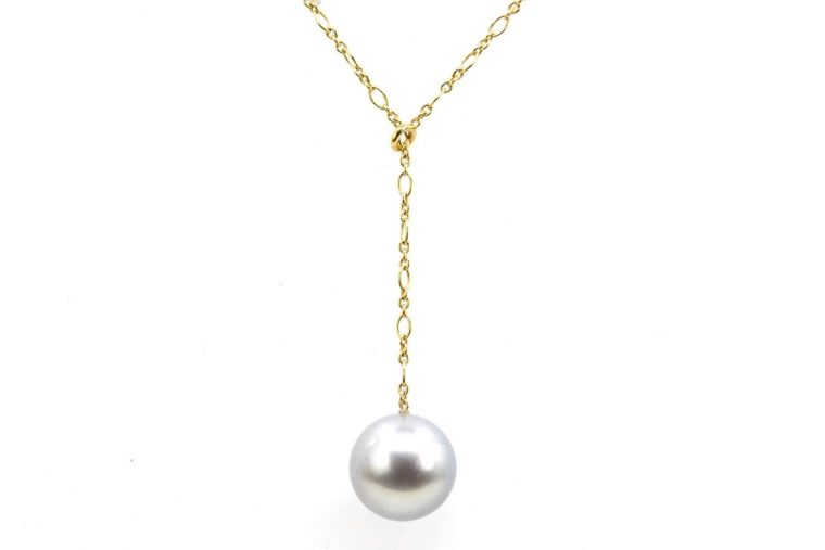 Collier or perle