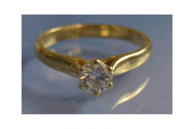 Diamant 0.70 carat