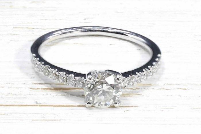 Diamant 0.80 carat