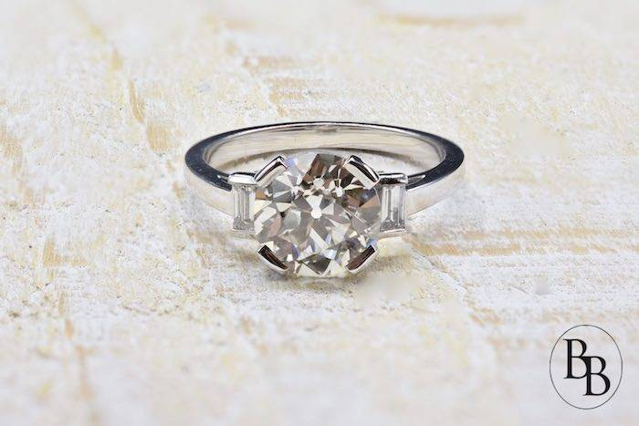 Diamant 2 carat prix