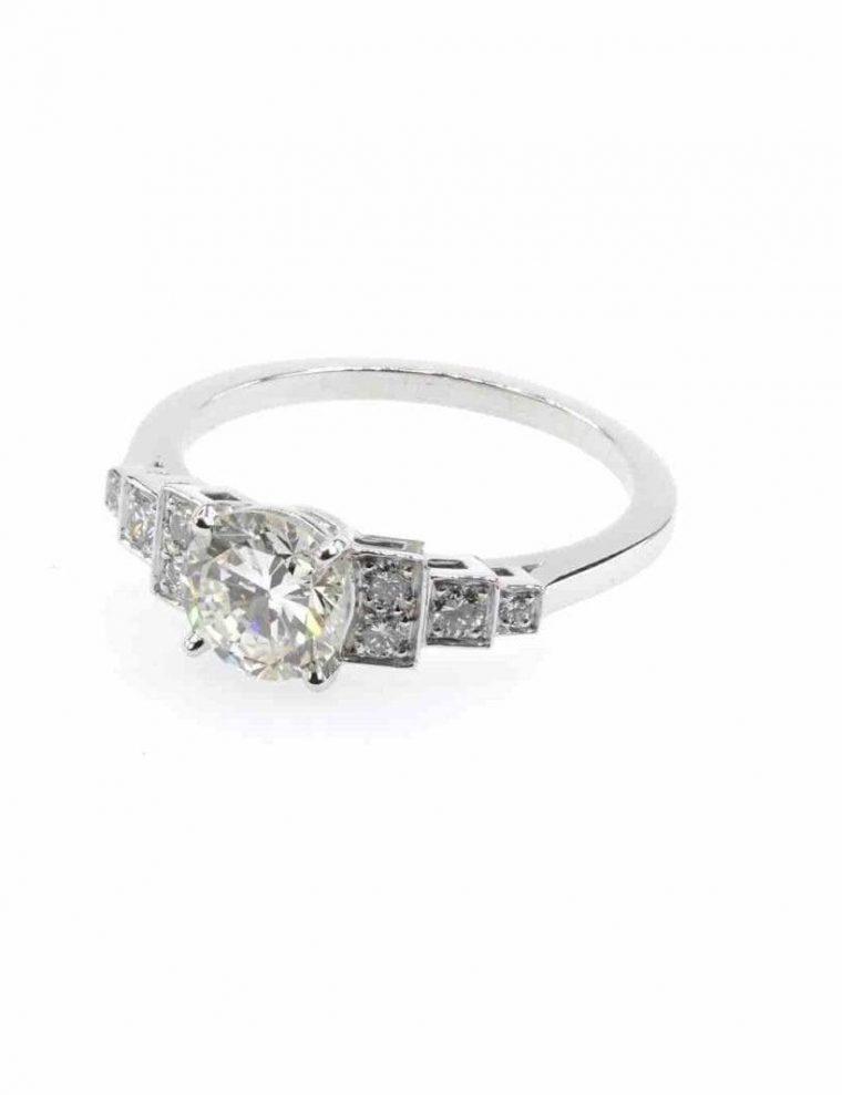 Alliance diamant pas cher