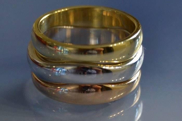 Achat alliance en or