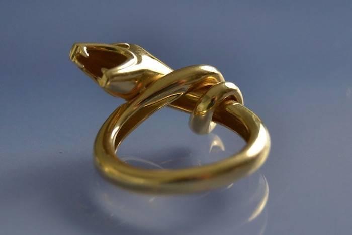 Bague en or bijoux
