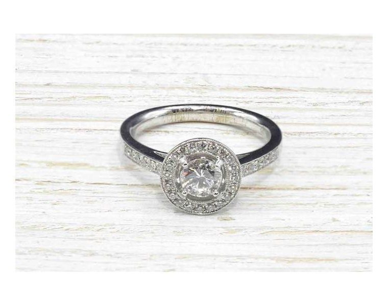 Bague or et or blanc