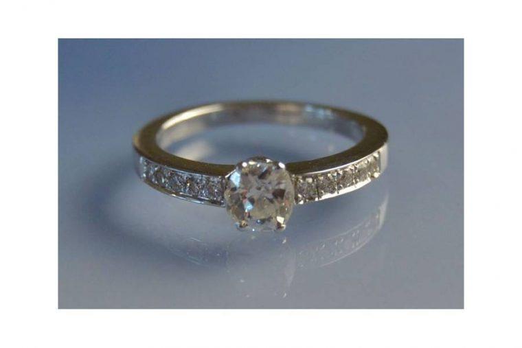 Bague de mariage en or femme