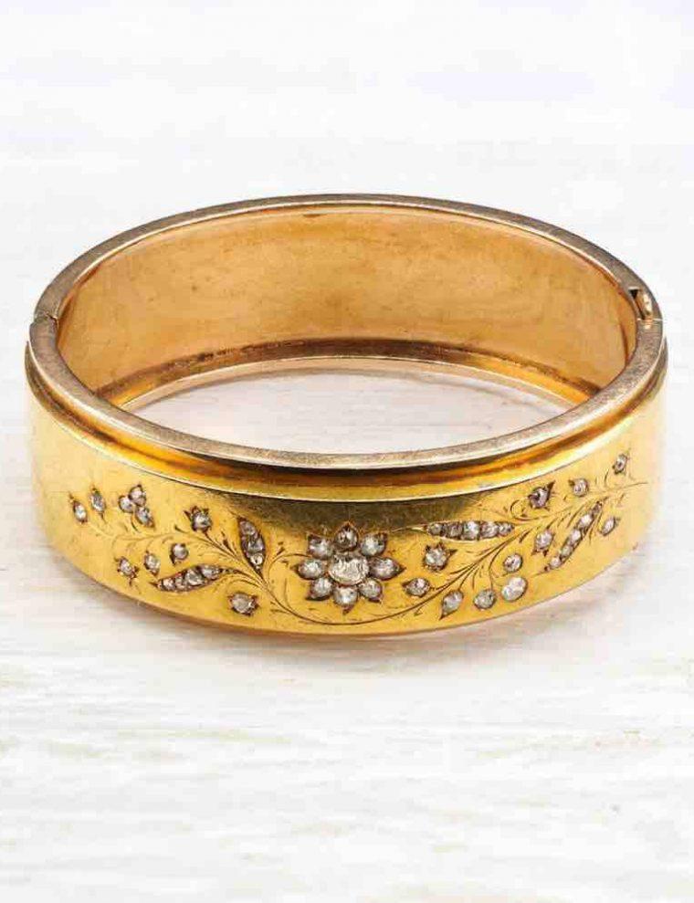 Bijoux en or 18 carats pas cher