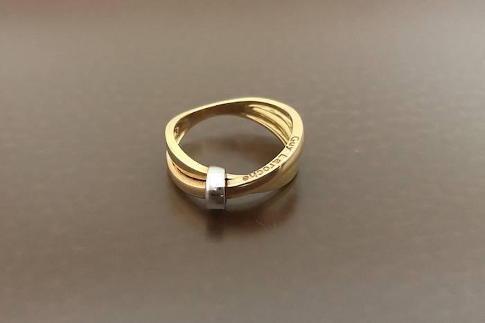 Bijoux parure en or