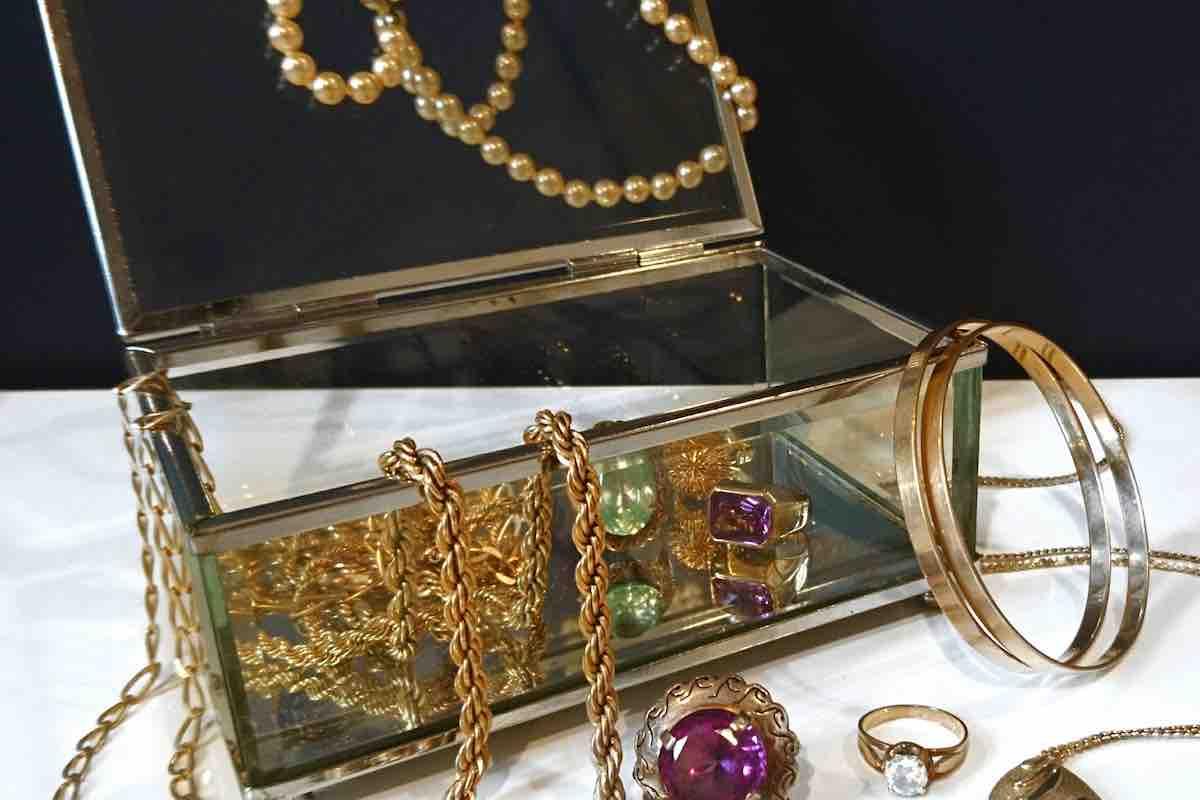 vendre héritage bijoux en or